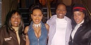1st Bloodline of Hip Hop - Sha Rock, Wanda Dee, Debbie D, Sherrie Sher